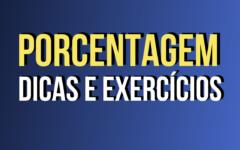 Como calcular porcentagem de aumento e desconto – exercícios resolvidos